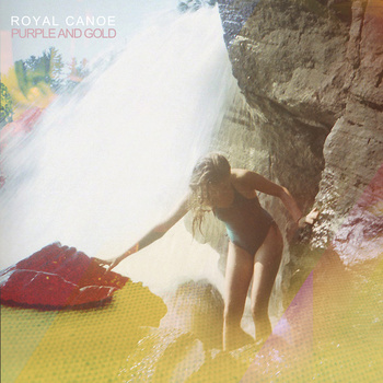 Royal Canoe -- Purple and Gold